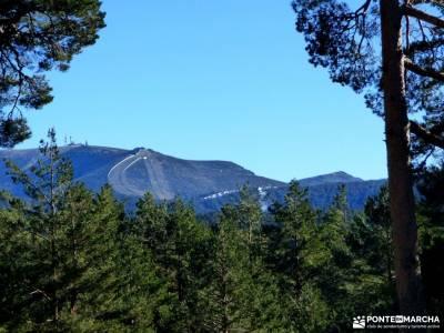 Calzada Romana - Fuenfría-Cercedilla; senderismo en picos de europa rutas de viajes valle de valde�
